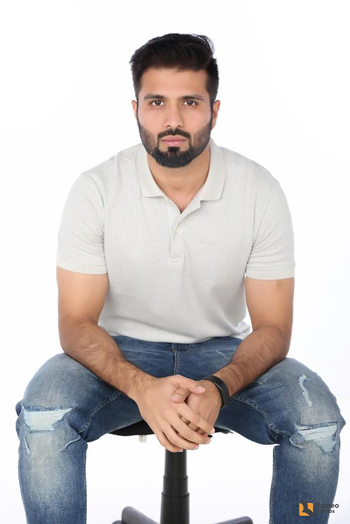 Mazan Saeed Shareef is the newly elected Mr. Pakistan World for the year 2019. (2)
