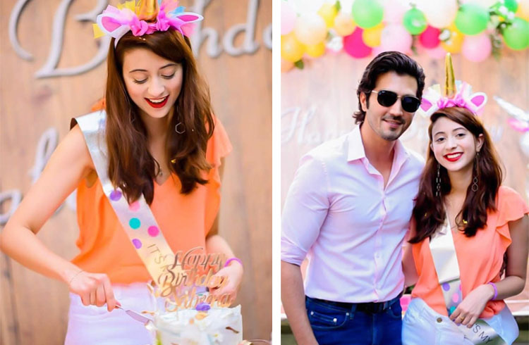 Actress Sabeena Syed Birthday Party Pictures