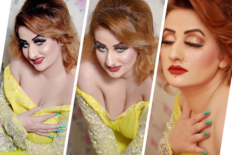Afreen Khan Latest Photo Shoot for upcoming Projects