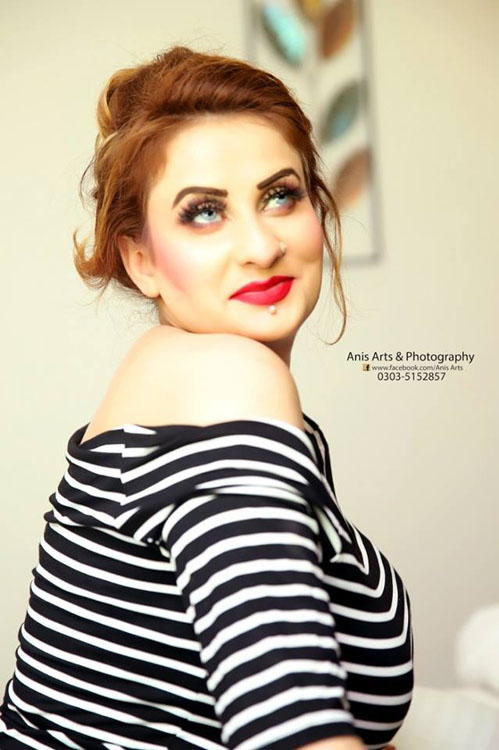 Afreen Khan Latest Sizzling Photo Shoot (1)