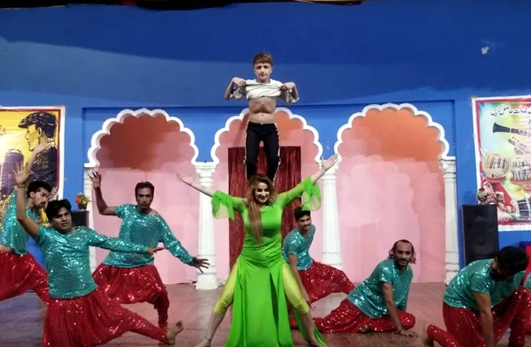 Afreen Khan New Latest Stage Dance Mujra Performance 2019 (Record Breaking Performance)