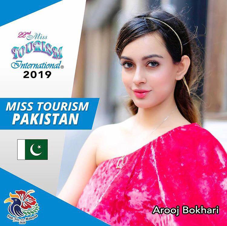 Lahore Girl Bags the Title of Miss Pakistan World 2019